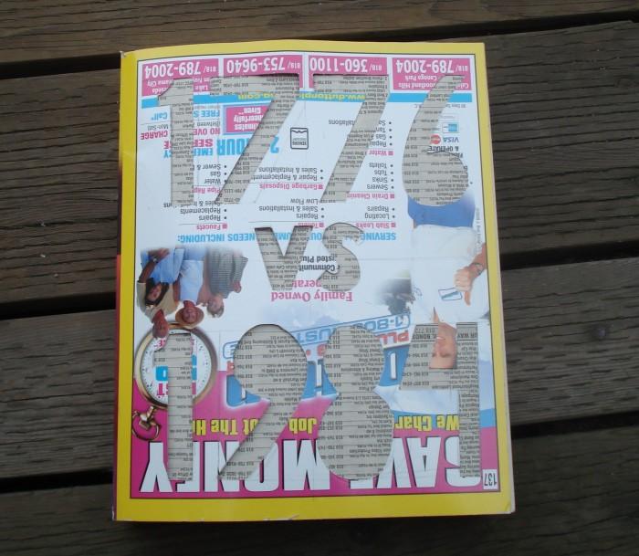 Telephone Book Info Bomb